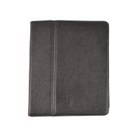 Hoes Bookcase Ipad2 Zw