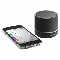 Complete Mini Bluetooth Speaker met Conference functie zwart