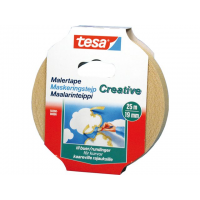 Afplakband Tesa Creative 25mx19mm