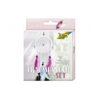 Folia Kit dreamcatcher'GIRLY', 35 stuks