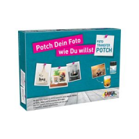 Kreul Photo Transfer potch, Set Nieuw design 4000798499808
