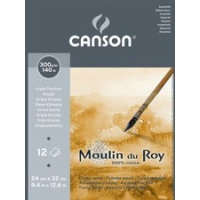 Canson Aquarel papier Moulin du Roy, ruw, 240 x 320 mm 3148950057273