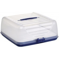 Emsa Party Butler Plus SUPER LINE, blauw / transparant 4009049215792