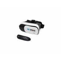 LogiLink Virtual Reality 3D-bril, zwart / wit 4052792042931