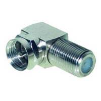 Shiverpeaks BASIC S-F-hoekverbinding, F connector - 4017538052780