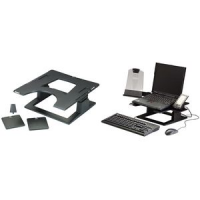 3M Notebook stand LX500  plastic  antraciet 4001895867620