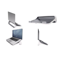 Fellowes NoteboOK Stand I Spire  wit   grijs 43859664153