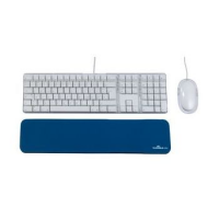 Durable Keyboard polssteun, blauw 4005546521381