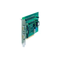 W & T Serielle interface-kaart voor PCI-bus, 2xRS422 / RS485 4010344136118