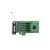 MOXA Serielle 16C550 RS 232 422 485 PCI card  poort 4