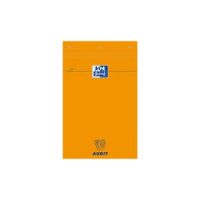 Oxford Bloc Audit Agrafe perfor '    210 x 315 mm  80 feuilles 3020121062944