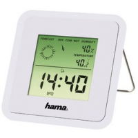 HAMA Thermo/Hygrometer TH50 wit 4047443184351