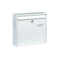 CASTLE KEEPER apparatuur mailbox Potsdam, wit 4003482202609