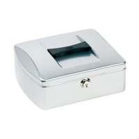 CASTLE KEEPER cashbox Zaken 7300, zilver 4003482272701