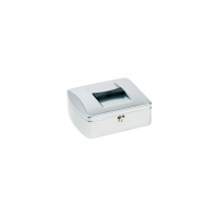 CASTLE KEEPER cashbox Zaken 7200, zilver 4003482272503