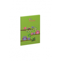 "Pagna vrienden boek ""Little Pony"", 120 g / m², 60 Journal 4009212048233"