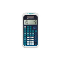 TEXAS INSTRUMENTS Scientific Calculator TI-Collège PLUS Solaire 3243480104371