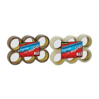 3M Scotch tape verpakking PP, 50 mm x 66 m, brown 8021684729485