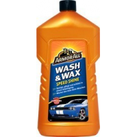 ARMOR ALL WASH & WAX Shine snelheid, 1 liter 5020144528319