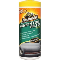 ARMOR ALL Plastic care vochtige doekjes, satijn, Dispenser 5020144802181