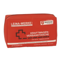 Leina auto EHBO kit Compact  content DIN 13164  rood 4011166110089