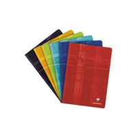 Cahier Clairefontaine kasboek, A4, 96 pagina's, 5x5 3329680631623