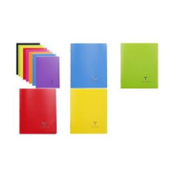 Claire Fontaine Cahier Koverbook, 240 x 320 mm, Seyes, bleu 3037929814125