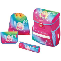 "Herlitz schooltas Loop Plus ""Rainbow Fairy"" 4008110559032"