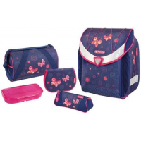 Herlitz schooltas Flexi Plus'Butterfly Dreams' 4008110558608