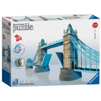 3d puzzel tower bridge 216 st. 125593