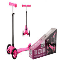 Sports act. city tri-scooter roze 20264