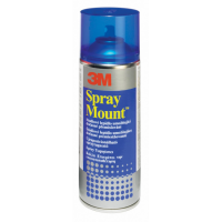 3M Spraymount Spray 400ml 3m, 5900422002710