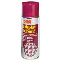 3M Displaymount Spray 400ml 3m, 5900422002871