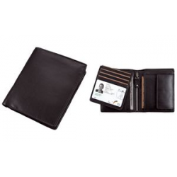 "Alassio Gecombineerde Portefeuille ""RFID Document Safe"", Nappa leder 4021068420582"