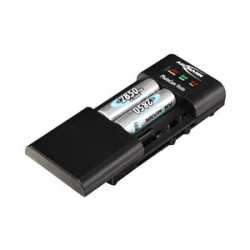 "ANSMANN Charger ""PHOTOCAM VARIO"" voor accu's 4013674027583"
