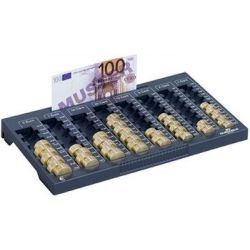 Durable Munt pot Euro L board (L) x 324 (D) x 190 (H) 4005546102863