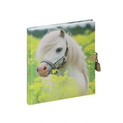 "Pagna dagboek ""Little Pony"", 128 vellen 4009212048219"