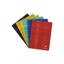 Cahier Clairefontaine kasboek, A4, 48 pagina's, Seyes 3329680310108