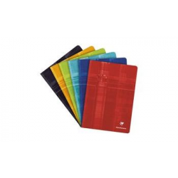 Cahier Clairefontaine kasboek, A4, 96 pagina's, Seyes 3329680631616