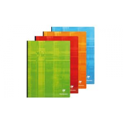 Claire Fontaine Cahier broche, 240 x 320 mm, 192 pagina's, Seyes 3329680693416